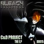 C & D PROJECT - C & D Project EP (Front Cover)