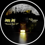 JEPY JEY - Minimal Red EP (Front Cover)