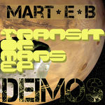 MART EB - Transit To Mars EP (Front Cover)