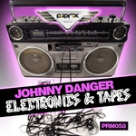 JOHNNY DANGER - Electronics & Tapes (Front Cover)