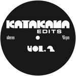 TIMEWRAP/YAMON SERRANO - Katakana Edits Vol 2 (Front Cover)