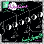 PUNKS JUMP UP feat DAVE 1 - Mr Overtime (Front Cover)
