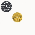 FIERCE RULING DIVA - Keep Moving In Time (Front Cover)