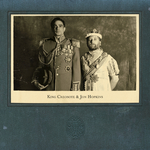 KING CREOSOTE/JON HOPKINS - Diamond Mine Jubilee Edition (Front Cover)