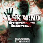 MIND, Alex - Overcome (Front Cover)