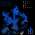 VARIOUS - One Year Of Music Vol 1 (Front Cover)