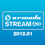 VARIOUS - Armada Stream 40 2012 01 (Front Cover)