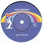 TAGGY MATCHER - Next Episode (Front Cover)