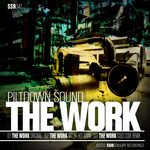 PILTDOWN SOUND - The Work (Front Cover)