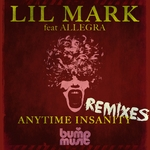 LIL' MARK - Anytime Insanity (Front Cover)