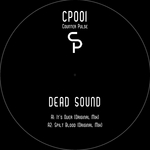 DEAD SOUND - It's Over EP: Counter Pulse Series 1 (Front Cover)
