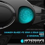 BLAZE, Damien/GRIN/SOLID SINE - D5N (Front Cover)