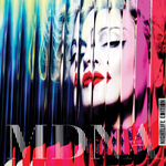 MADONNA - MDNA (Nightlife Edition Remixes) (Front Cover)