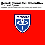 THOMAS, Kenneth feat COLLEN RILEY - The Heart Speaks (Front Cover)
