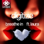 DIGITIZE feat LAURA - Breathe In (Front Cover)