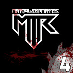OBI/JULYUKIE - Monster Hour EP (Front Cover)
