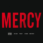 KANYE WEST feat BIG SEAN/PUSHA T/2 CHAINZ - Mercy (Explicit) (Front Cover)