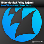 NIGHTSTYLERS feat ASHLEY BENJAMIN - Break Of Day: The Theme (Front Cover)