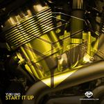 YUKI UNO - Start It Up (Front Cover)