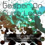 GASPAR-ON - Cuca Loca (Front Cover)