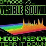 VISIBLE SOUND - Hidden Agenda (Front Cover)