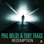 PHIL WILDE & TOBY TRAXX - Redemption (Front Cover)
