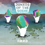 JOKERS OF THE SCENE - Black Mountie (Front Cover)