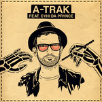 A-TRAK feat CYHI DA PRYNCE - Ray Ban Vision (Front Cover)