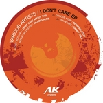 KOTLYAR, Alexey/GROOVE KORP/SERGIO BALLESTER/DJ TEK NO BEE - I Dont Care EP (Front Cover)