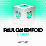 OAKENFOLD, Paul/VARIOUS - DJ Box May 2012 (Front Cover)