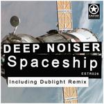 DEEP NOISER - Spaceship (Front Cover)