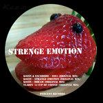 KOZIN/ESCODERO - Strange Emotion (Front Cover)