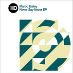 BAILEY, Marco - Never Say Never Ep (Front Cover)