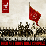 PEOPLES REPUBLIC OF EUROPE, The - Military Industrial Complex (Front Cover)