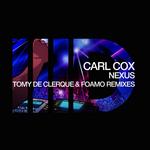 COX, Carl - Nexus (Front Cover)