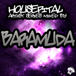 BARAMUDA/VARIOUS - Artist Series Vol 6 (mixed By Baramuda) (unmixed tracks) (Front Cover)