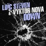 STEVEN, Loic/VYKTOR NOVA - Down (Front Cover)
