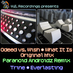 ODEED/WISH/TRINE - What It Is Everlasting (Front Cover)