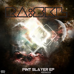 RA SKL - The Pint Slayer EP (Front Cover)