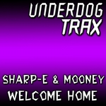MOONEY/SHARP E - Welcome Home (Front Cover)