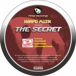 HARPO MUZIK - The Secret EP (Front Cover)