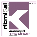 JUANMY R - The Drop (Front Cover)