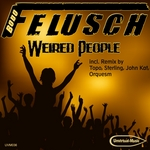 BODO FELUSCH - Weired People (Front Cover)