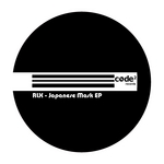 RLX - Japanese Mask EP (Front Cover)