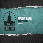 FAME, Marty - Party Engine (Front Cover)