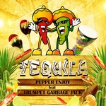 PEPPER ENJOY feat TRUMPET GARBAGE JACK - Tequila (Front Cover)
