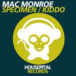 MAC MONROE - Specimen (Front Cover)