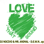 DJ NOCIVO/MR ANIMAL - Dewn (Front Cover)
