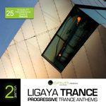 VARIOUS - Ligaya Trance Vol 1 (25 Progressive Trance Anthems) (Front Cover)