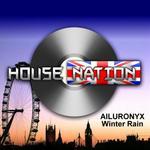 AILURONYX - Winter Rain (Front Cover)